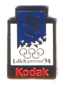 Kodak employee gold with number